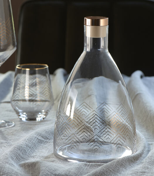 The Greenhouse Hotel Bottle