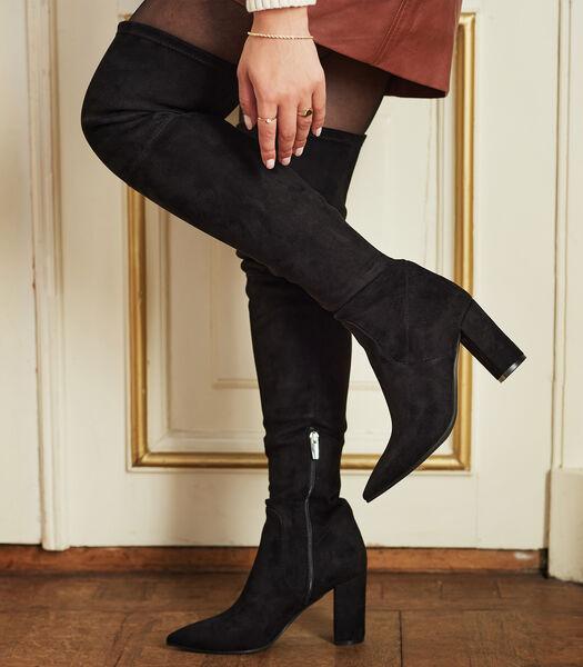Vendôme Hoge Laarzen zwart IB54000-01-40