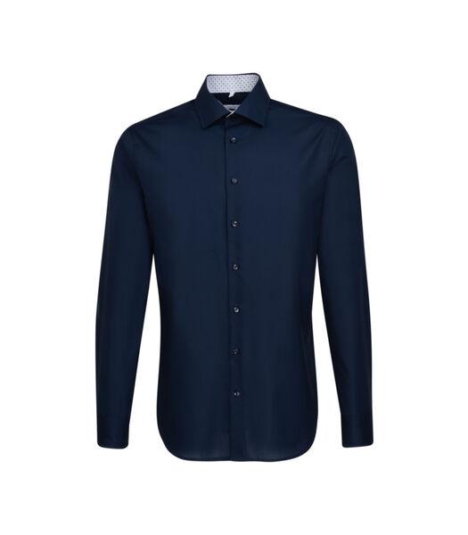 Overhemd Shaped Fit Lange mouwen Uni