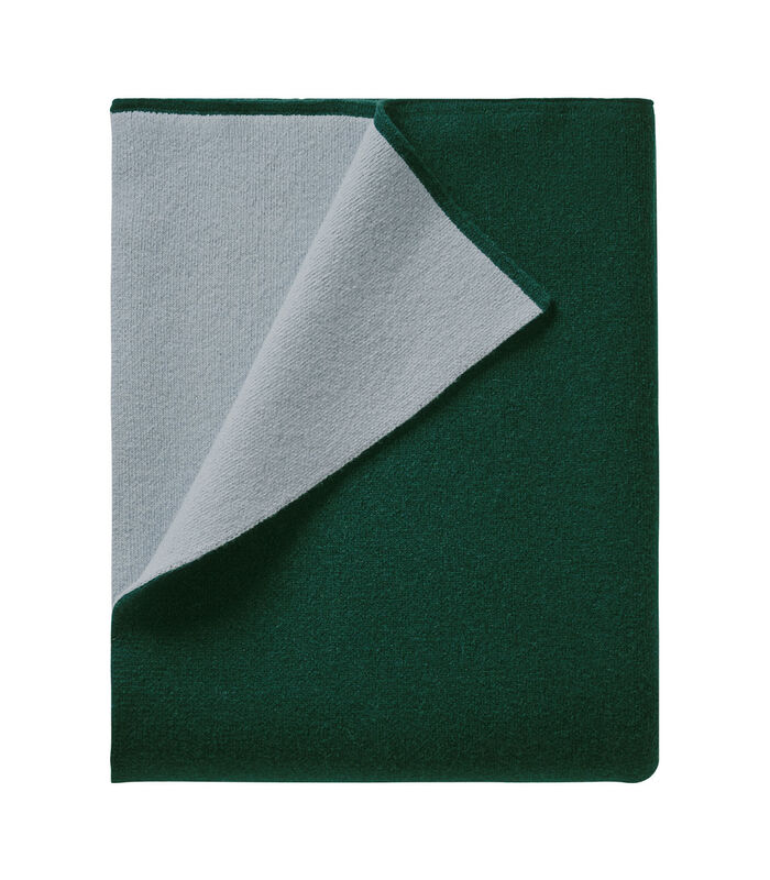 Verso - Plaid wol polyamide image number 0