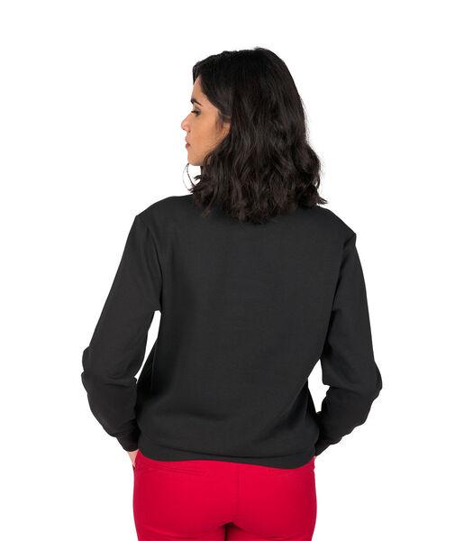 Sweater met ronde hals SOLEIL