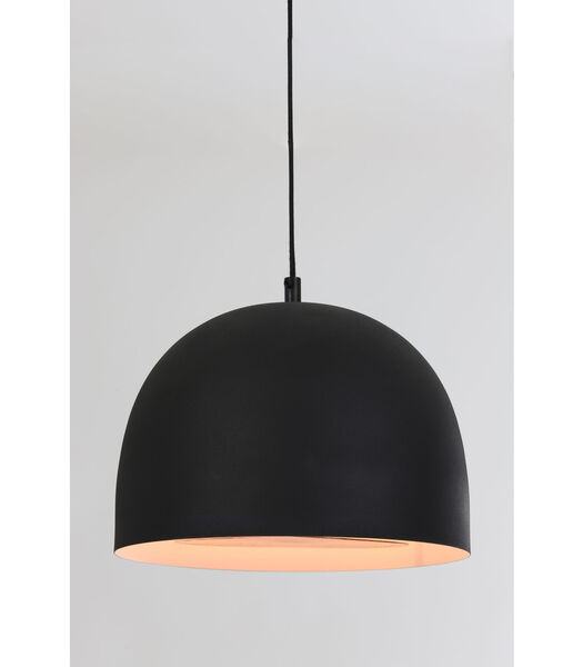 Sphère à suspendre - Noir - Ø31x26 cm