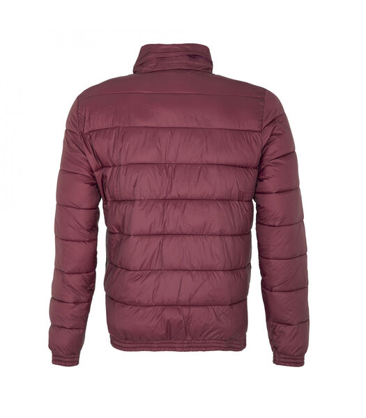 Puffy jacket  polyester standaardkraag MANZO
