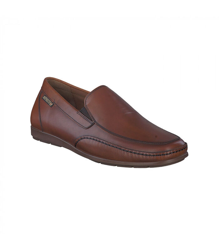 ANDREAS - Loafers leer image number 3