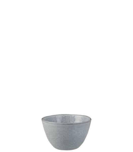 Bol Brillant Ceramique Bleu Small