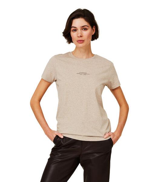 Vanessa biologisch katoenen T-shirt