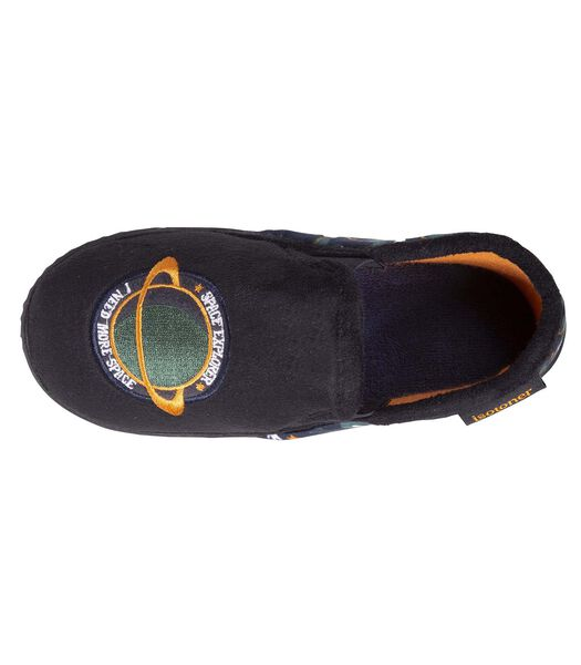 Kids mocassin slippers