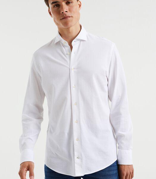 Jersey overhemd