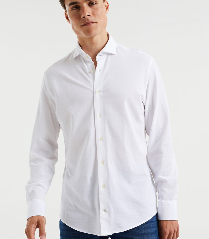 Jersey overhemd image number 1