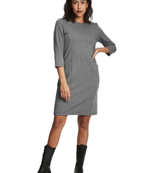 Casual jurk met 3/4-mouw