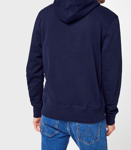 Hoodies Blauw