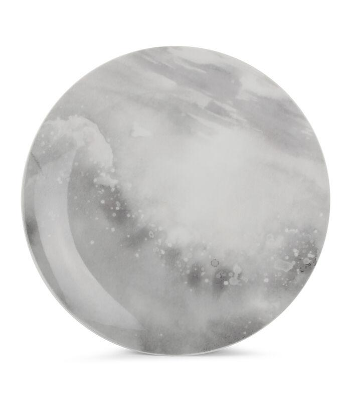 Servies 16-delig concrete Stone image number 1