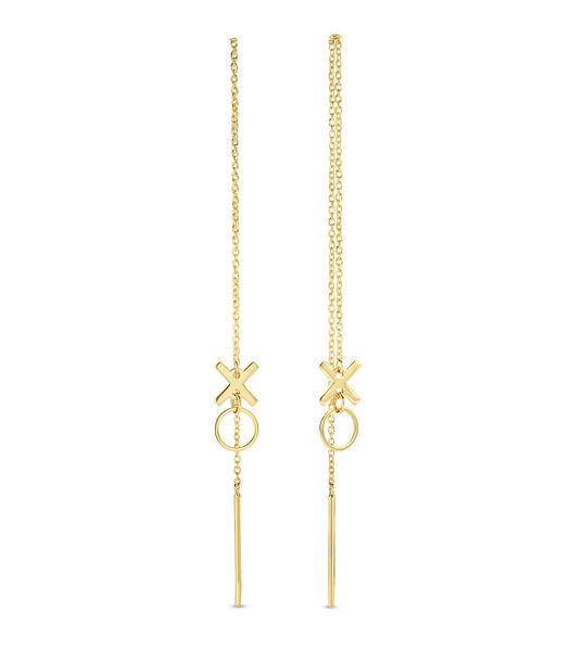 Belleville Oorbellen goudkleurig IB360101