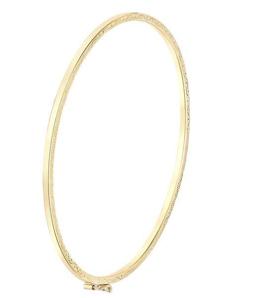 Bracelet 9 carats avec motif
