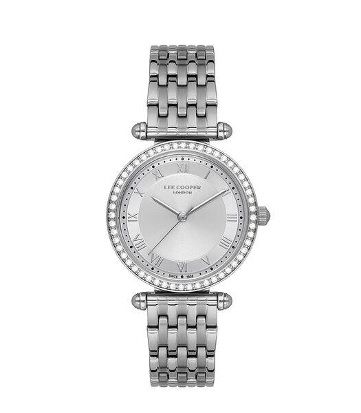 Analoog horloge met metalen armband AGATHA