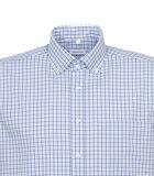 Overhemd Regular Fit Korte mouwen Geruit image number 3
