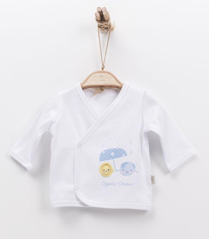Biologisch katoenen baby kleertjes set, DREAMS image number 1