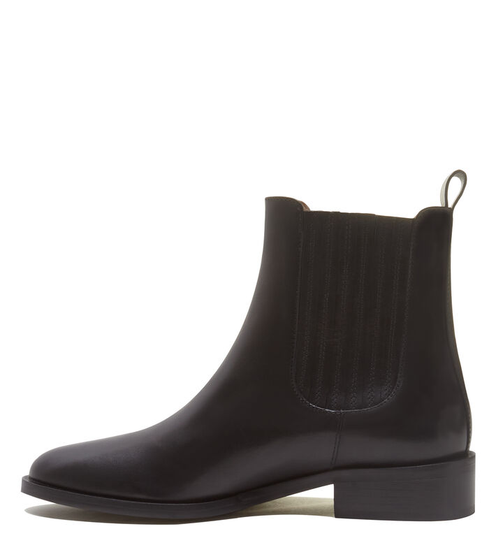 Vendôme Chelsea Boots zwart IB53000-01-38 image number 4