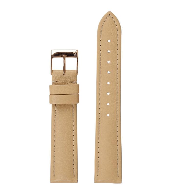 Elite Horlogeband beige R18R1NUD image number 0