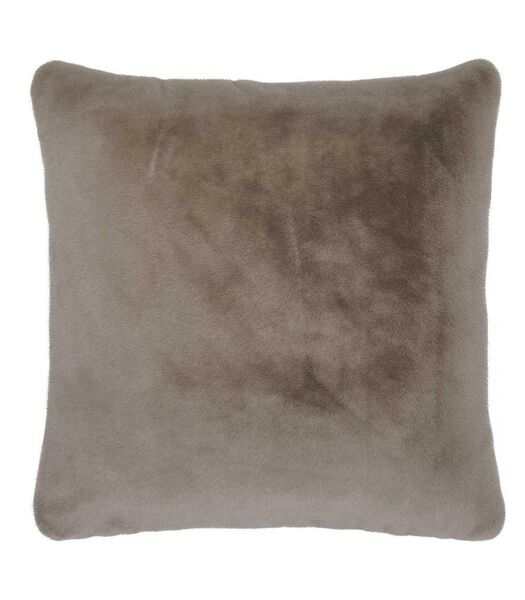 FURRY - Coussin - Taupe
