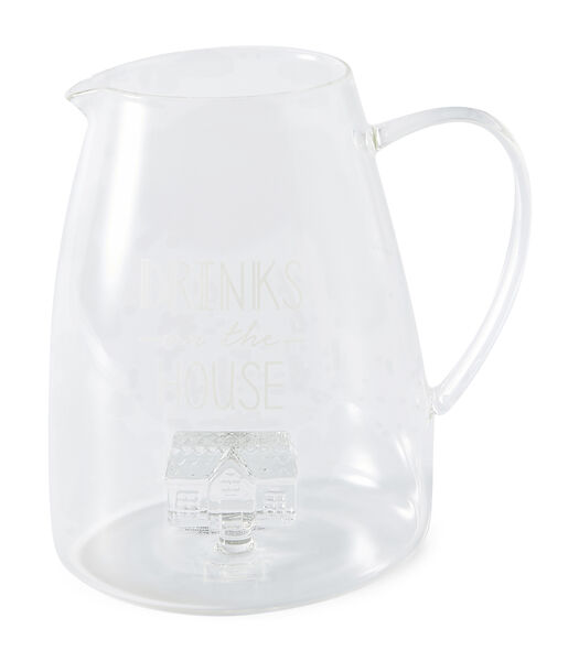 Drinks On The House Jug