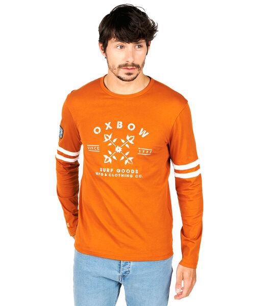 T-shirt met lange mouwen TOULA