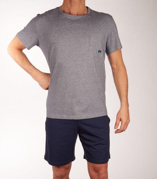 Pyjama korte broek  cotton comfort h-xl