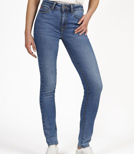 Kenza Midi Sky - Skinny jeans