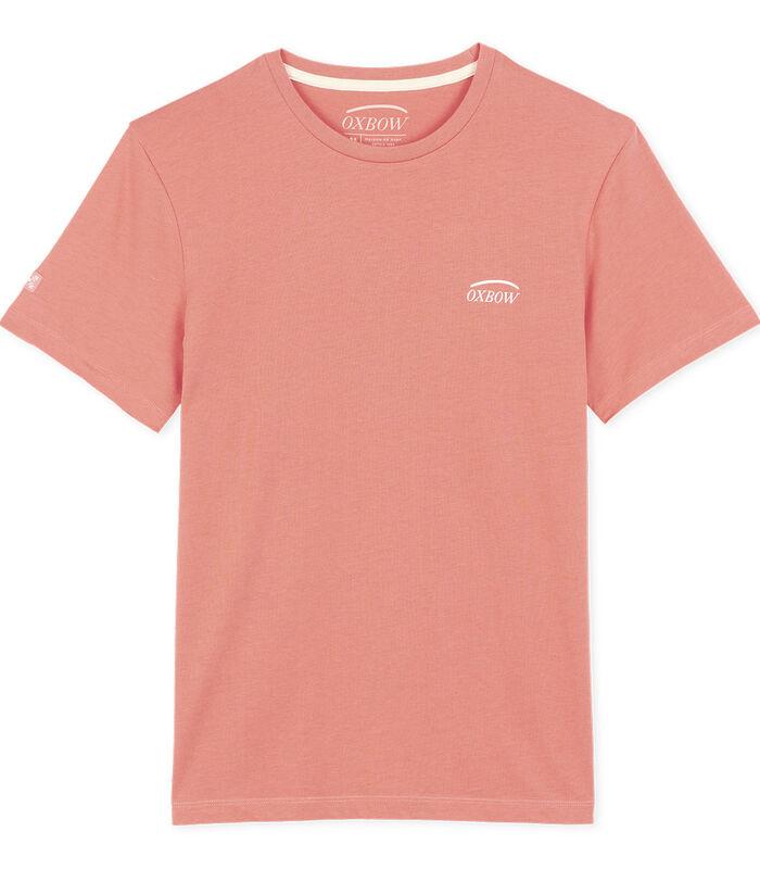 T-shirt met korte mouwen TOFLO image number 1