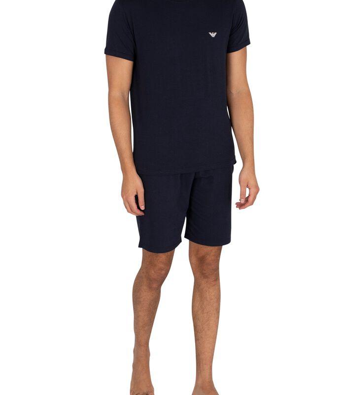 Pyjamaset met logo image number 0