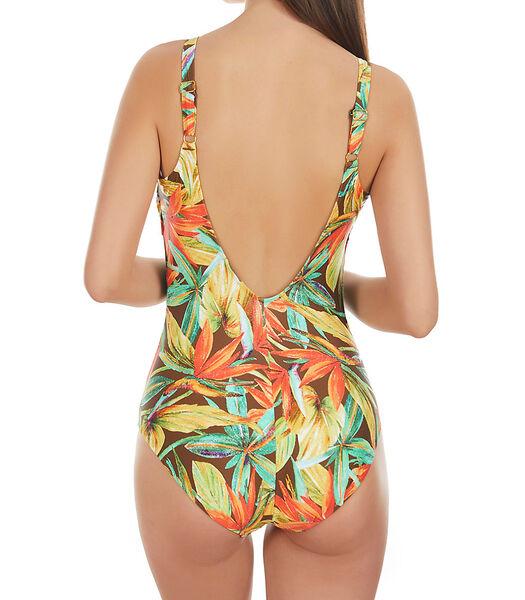 1-delig shapewear zwempak Bird Van Paradise