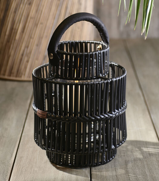 Bartolome Outdoor Lantern black M