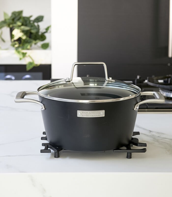 Buon Appetito Casserole Pan Wth Lid image number 1