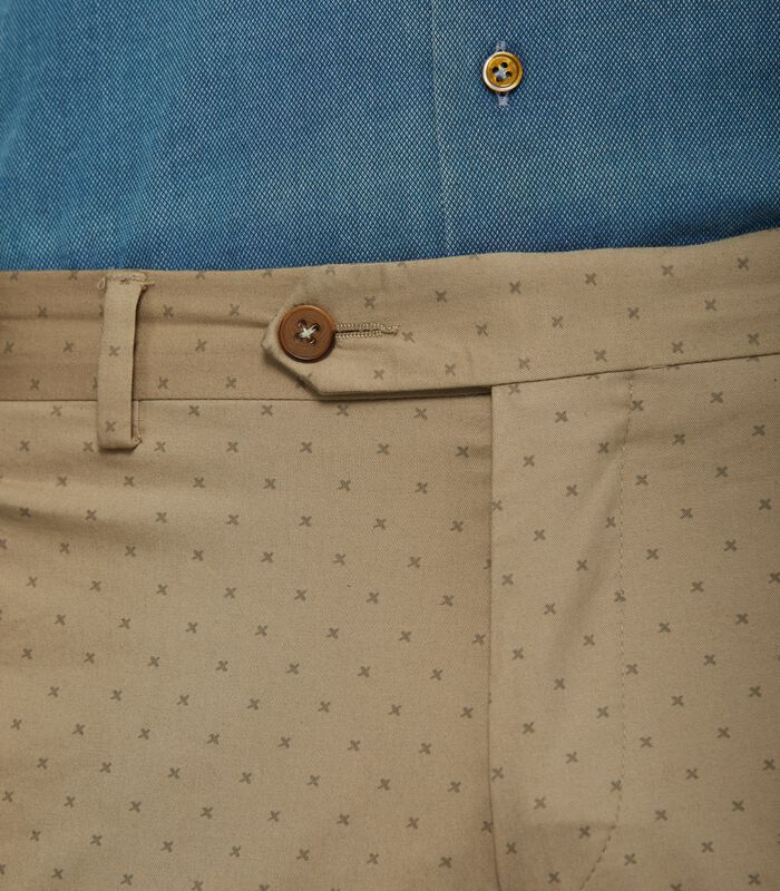 Geprinte chino Bailey image number 3
