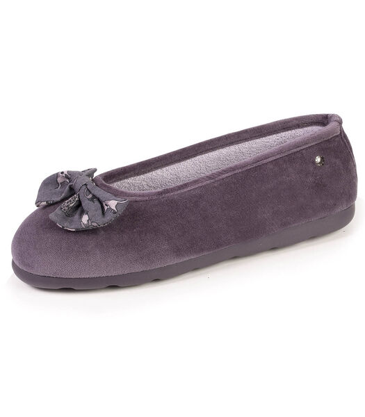 Dames ballerina pantoffels
