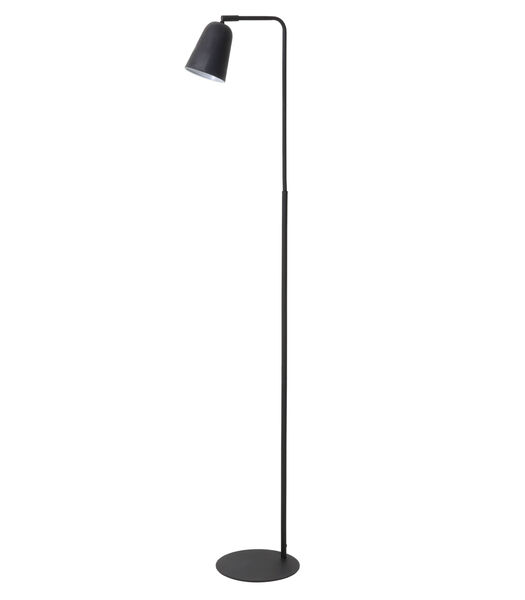 Lampadaire SALOMO - Métal Noir