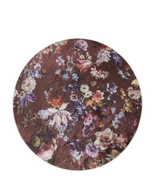 ISABELLE - Tapis - Darkest Brown