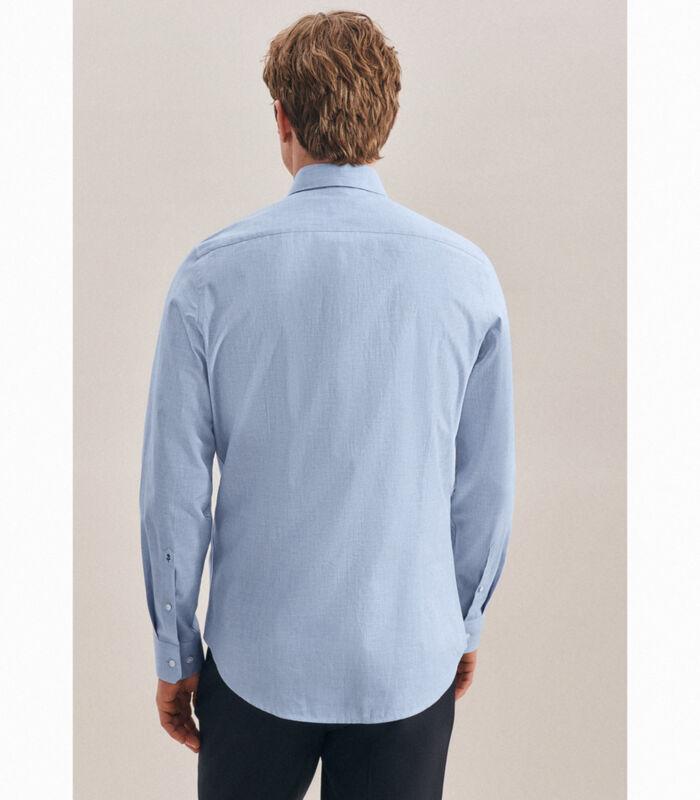 Overhemd X-Slim Fit Lange mouwen Uni image number 1