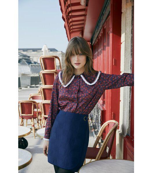 Claudine blouse