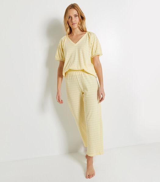 Fable - Pyjama 7/8 katoen