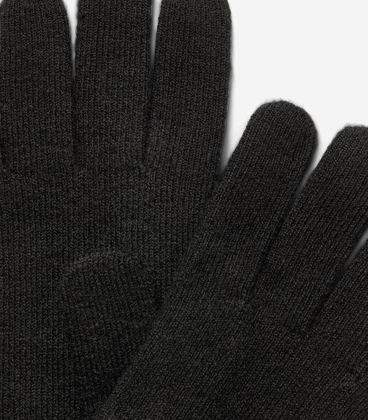 Handschoenen van een zachte katoenmix