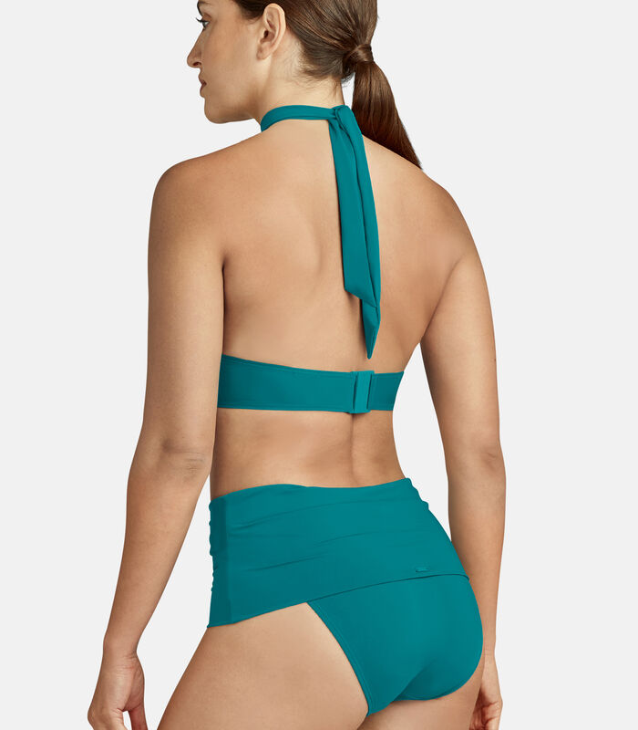 Bikinibroekje met hoge taille LA PLAGE ENSOLEILLÉE image number 2