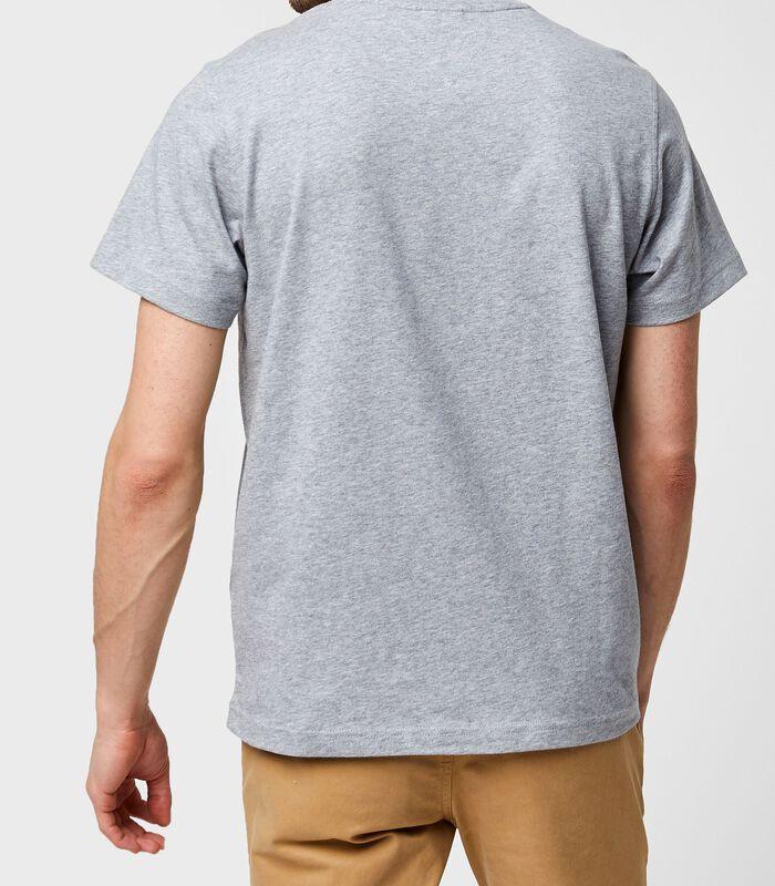 REGULAR T-shirt met logo image number 1