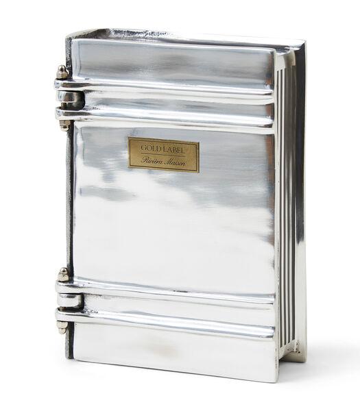 Book Box silver