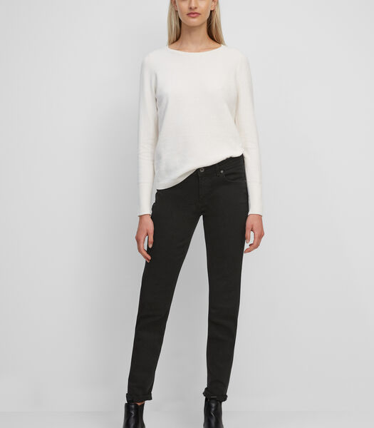 Jeans model LULEA slim van organic cotton met stretch