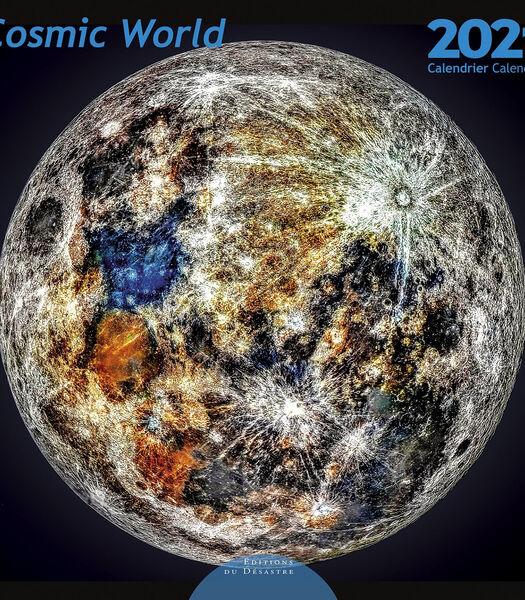 Kalender 30x30 cm Cosmic World,