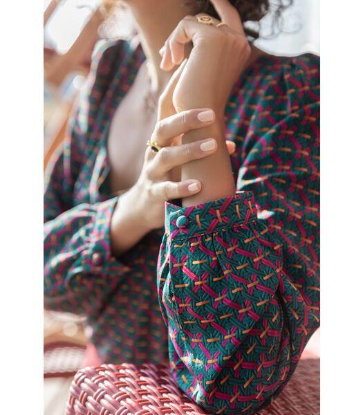 Boheemse blouse