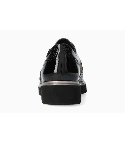 Derby schoenen leer SELENIA