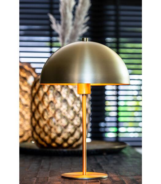 Tafellamp Merel - Antiek Brons - Ø25x35 cm