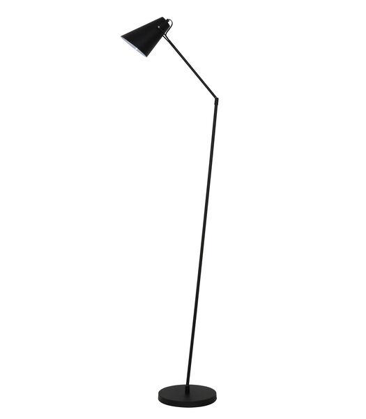 Vloerlamp BORRE - Mat Zwart